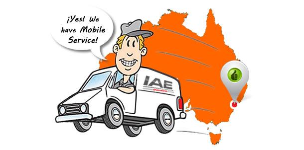 IAE Mobile Service